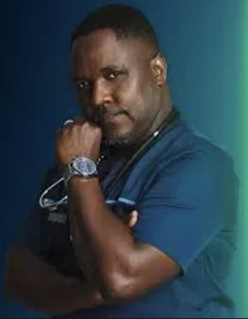 Dr Thabo Dlamini