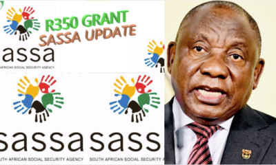 SASSA, SRD R350 Has Been Approved See Your Pay Date Here