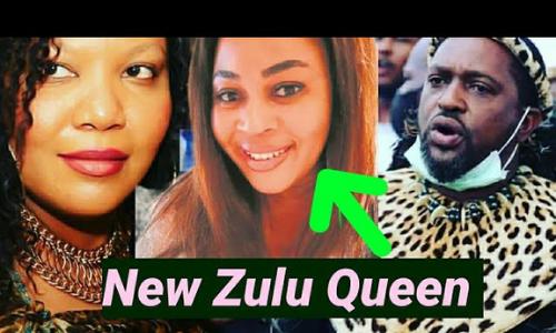 Meet King MisuZulu's New Wife, Kids & Old Wife   Bio, Age, Education Qualifications