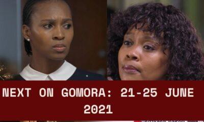 Gomora Teasers June 2021
