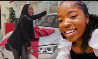 Nonka from Uzalo Buys A Luxury Car|Congratulations