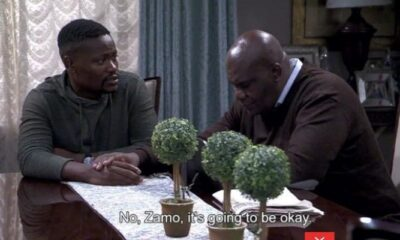 Skeem Saam Zamokuhle and Ntate Maputla Were Shocked By The Following Sings,See Here