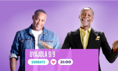 Uyajola 9/9 13 June 2021