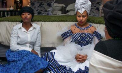 Zweli and Nyakallo wedding