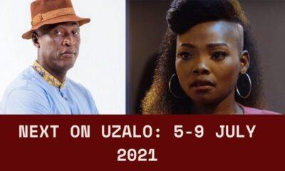 COMING UP ON UZALO