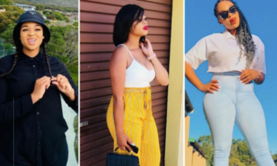 Skeem Saam Actress Who Plays Bontle Left Fans Speechless With Her Pictures In Real Life