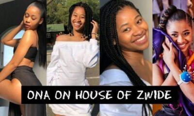 Ona Molapo 'Mkhabela Nefisa' salary at House Of Zwide Revealed