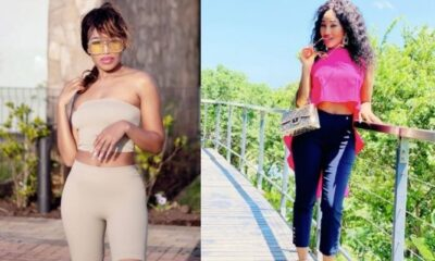 Zekhethelo's Pictures That Got Everyone talking ,Did you Know That She's 40