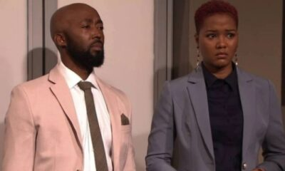 Muvhango Itseng's lies catch up with her but who is she more afraid of, James or Mother