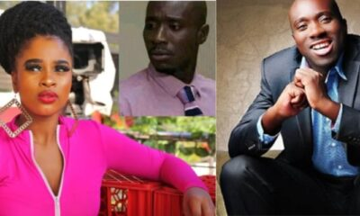 Things Heat Up On Uzalo As Magosha Causes Drama ,This Is What Will Happen To Nyawo
